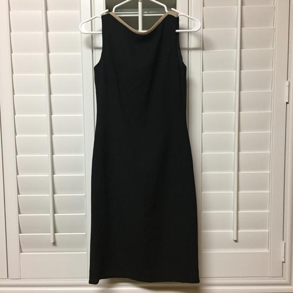 Dresses Jaeger Black Evening Dress Poshmark
